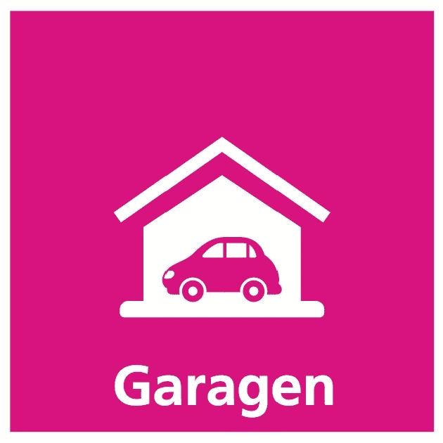 Garagentoröffnung Berglen